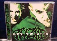 Twiztid - Get Twiztid EP CD Alt Cover insane clown posse blaze ya dead homie mne