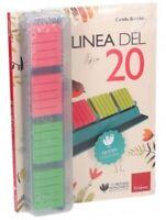 LIBRO MATEMATICA LINEA DEL 20 + STRUMENTO ERICKSON