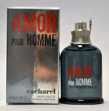 Amor Pour Homme by Cacharel Cologne for Men 1.35oz/40ml  Eau de Toilette Spray