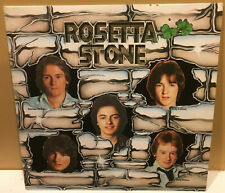 Rosetta Stone - Self Titled 1978 Private Stock Canada LP - Ian Mitchell Rollers