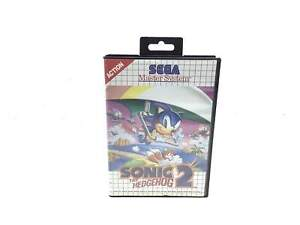 JUEGO MASTER SYSTEM SONIC THE HEDGEHOG 2 6488732