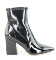 Loeffler Randall Womens Isla Black Fashion Boots Size 9 (1419327)