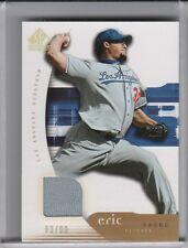 2005 SP AUTHENTIC #37 ERIC GAGNE JERSEY LOS ANGELES DODGERS 93/99 8245