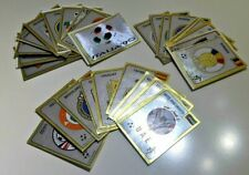 ITALIA 90 Badge Scudetto Stemma CALCIATORI PANINI SCEGLI *** figurina recuperata
