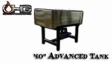 "40"" DIY Advanced Galvanized Water Transfer Printing Hydrographics Tank w/ KIT"