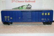 O Scale Trains Lionel CSX Box Car 141756