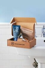 Dollar shave Club Executive razor, 4 refills + Dr Carver shave butter (BRAND NEW