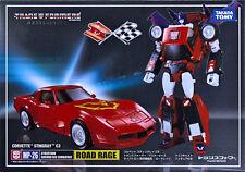 Transformers Takara Masterpiece MP26 Road Rage sin usar y en caja sellada
