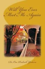 Will You Ever Meet Me Again by Om Yadava (2015, Paperback)