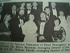 ephemera 1980 picture kent newsagents edwin boorman graham parrett