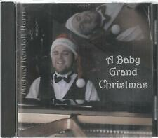 A Baby Grand Christmas by Michael Kendall Harris cd 2002