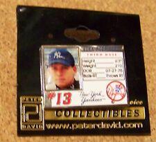 NY N.Y. New York Yankees Alex Rodriguez Photo card pin MLB