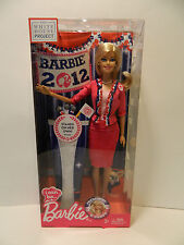 The White House Project Barbie 2012 I can be President  Ages 3+     New in Box