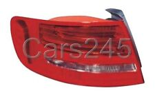 Audi A4 S4 B8 2008- Wagon Rear Tail Light LEFT LH