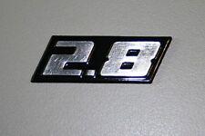 BMW Hartge 2.8 Typenschild e32 e31 e38 e39 e34