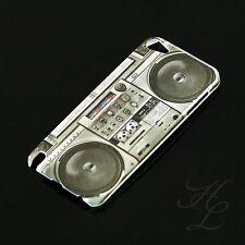 Apple iPod Touch 5 Hard Case Housse De Protection Cover Étui Motif Ghetto Blaster