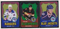 10-11 OPC Brian Campbell /100 Retro Rainbow Black O-Pee-Chee