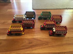 Bulk Sale Corgi diecast bus collection (46 items)
