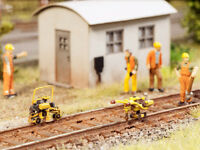 Noch Track Maintenance Set 13641 HO Scale (suit OO also)