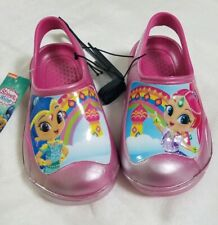 Nwt Shimmer and Shine Girls Sandals - 11/12