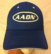AAON Logo Blue Cap Hat Heating Cooling Products Pumps Adjustable VGUC