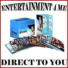 GREYS ANATOMY - COMPLETE SEASONS 1 2 3 4 5 6 7 8 9 10 11 & 12 *BRAND NEW DVD **