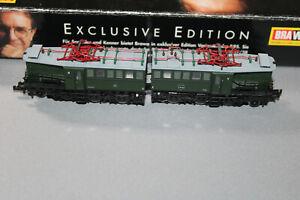 Brawa 1210 Elok Baureihe E95 02 DR Spur N OVP