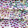 Multi-Shape Top Colorful Czech Crystal Rhinestone Flatback Nail Art Decoration