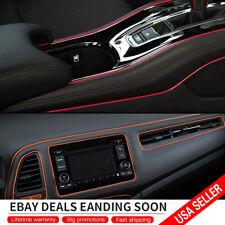 5M Edge Gap Line Car Interior Accessories Molding Garnish Decor Light DIY NEW