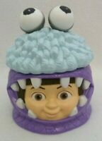 Disney on Ice Monster's Inc. Boo Flip Top Mug Snack Cup Lidded