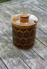 Ceramic Vintage Original Hornsea Pottery Jars