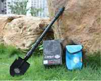Military Folding Camping Shovel Hiking Utility Survival Tools Outdoor Garden US