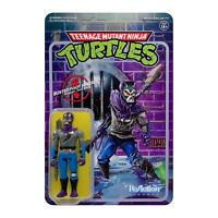 Teenage Mutant Ninja Turtles Damaged Foot Soldier TMNT Wave 3 Figure Super7