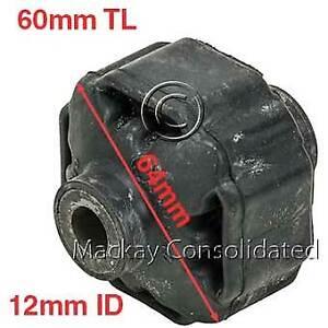 Mackay Engine Mount Front A6621 fits Daihatsu Charade 1.0 (G100), 1.0 Turbo (...