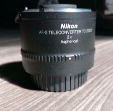 Nikon AF-S Telekonverter TC-20E III - Converter 2.0 x