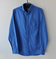 Mens Armani Exchange A/X Mens Shirt Long Sleeve Button Slim Fit Medium Size M