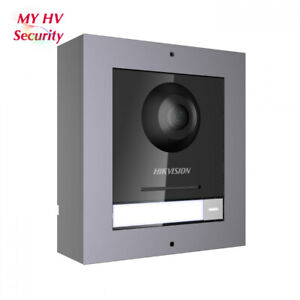 Hikvision Gen2 DS-KD8003-IME1 Door Station Camera Video Intercom Surface Mount