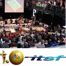 ITSF Table Soccer World Cup 2006 Hamburg 5 DVD-Set (Bonzini Tornado Garlando)