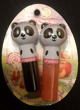 Lip Smacker Lippy Pals Lip Balm & Gloss Duo Collection Pandas 2 Pack
