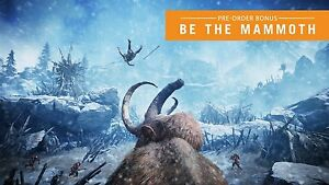 Far Cry Primal Legend of the Mammoth DLC / PC / Uplay Key Digital Download Code