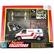 Hongwell Junior Collector Ambulance Emergency Paramedics Toy Euro International
