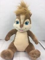 Build A Bear BRITTANY GIRL Alvin And The Chipmunks STUFFED ANIMAL PLUSH TOY BABW