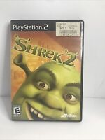 Shrek 2 - Playstation 2 PS2 Game - Working & Tested