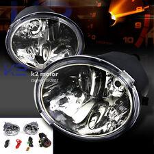 00-06 Toyota Tundra/ 01-07 Sequoia Clear Bumper Fog Lights+9006 Bulbs+Switch