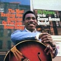 "GEORGE QUARTET BENSON ""IT'S UPTOWN"" CD NEUF"