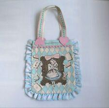 Angelic Pretty Sweet Lolita Disney Alice Toto Bag combine save ship Japan Used
