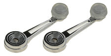 NEW LatchWell Window Crank Handle PAIR Clear Knob / FITS LISTED MERCURY MODELS