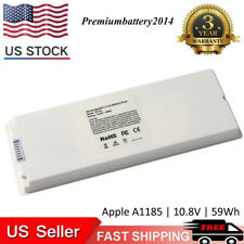 """Battery for Apple 13"""" MacBook A1185 Li-ion 10.8V - 55 Wh Rechargeable Battery PM"""