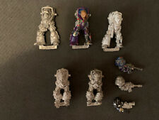 Warhammer 40k rogue trader grey knights and inquisitor bits