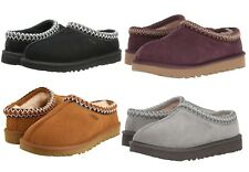 NEW Authentic UGG Brand Women's Tasman Slipper Shoes Black Chestnut All sizes